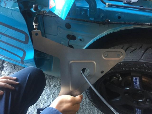 S660 ガッチリサポート 3枚目