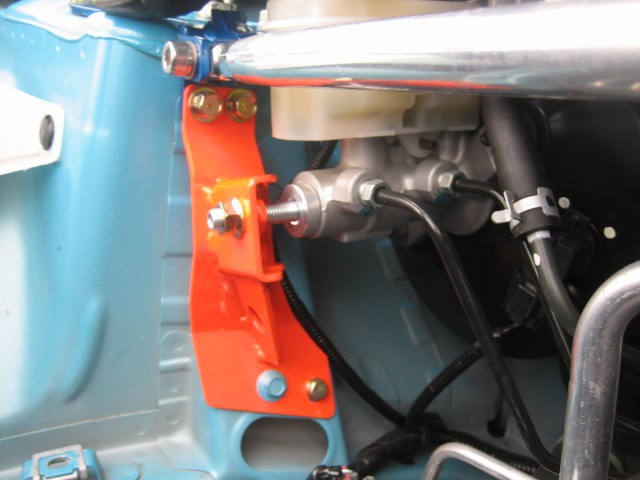 S660 ブレーキマスターシリンダーストッパーキット2枚目