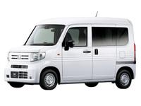 ホンダ N-VAN リア強化スプリング2枚目